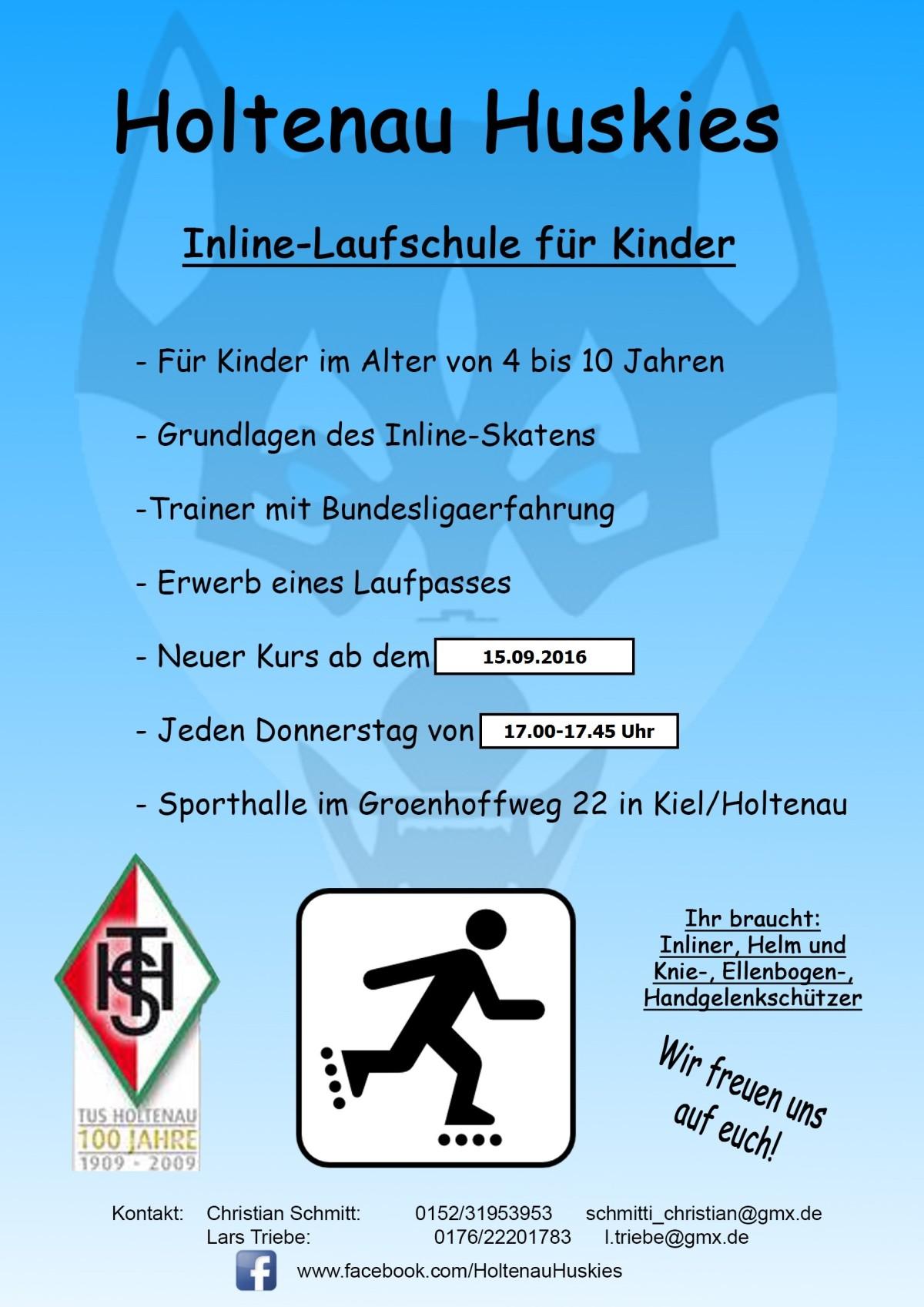 Laufschule startet neuen Anfängerkurs!