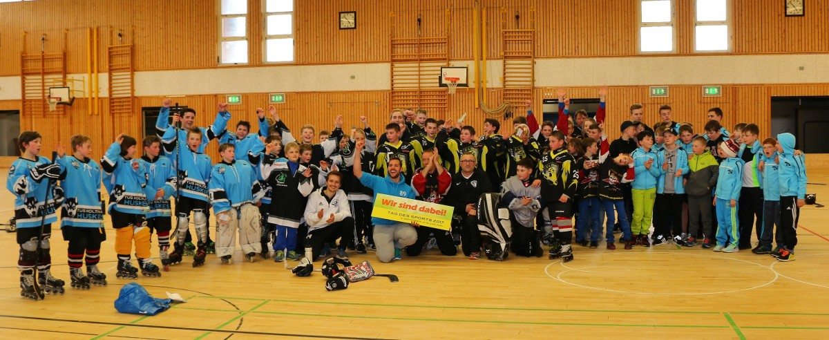 Tag des Sports17 Holtenau Huskies